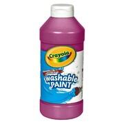 Crayola Washable Paint Magenta [Pack Of 4] (4PK-54-2016-069)