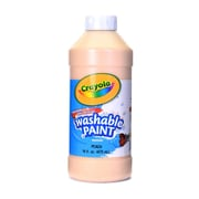Crayola Washable Paint Peach [Pack Of 4] (4PK-54-2016-033)
