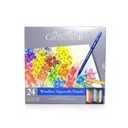 Cretacolor Aqua Monolith Pencil Set Set Of 24 (15-25-024)