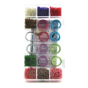 Darice Metallic Wire And Beads Kit 30 Yds. Of Wire, 240 G. Of Beads (1981-74)