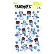 Darice Stickerz Snowman [Pack Of 12] (12PK-1214-59)