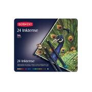 Derwent Inktense Pencil Sets Set Of 24 (0700929)