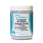 Duncan Courtyard Art Glazes Lava Slate [Pack Of 4] (4PK-CY116-4 80392)