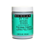 Duncan Envision Glazes Federal Blue Opaque 4 Oz. [Pack Of 4] (4PK-IN1105-4 26999)
