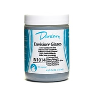 Duncan Envision Glazes Galaxy Blue Translucent 4 Oz. [Pack Of 4] (4PK-IN1014-4 97676)