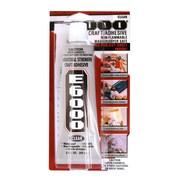 Eclectic Products E-6000 Industrial Strength Craft Adhesive 2 Oz. [Pack Of 4] (4PK-237032)