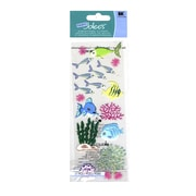 Ek Success A Touch Of Jolee'S Dimensional Stickers Fish And Coral Pack Of 17 [Pack Of 6] (6PK-358721/SPJJ161)