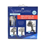Faber-Castell Creative Studio Getting Started Drawing  And  Sketching Set Drawing  And  Sketching Set (800052)