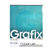 Grafix Clear-Lay Acetate Alternative 0.005 In. 19 In. X 24 In. Pad Of 25 (P05CV1924)