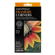 Lineco Infinity Mylar Framers Corners Pack Of 240 (L533-0021)