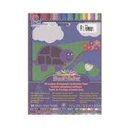 Pacon Sunworks Construction Paper Blue 9 In. X 12 In. [Pack Of 5] (5PK-7403)