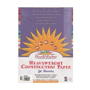 Pacon Sunworks Construction Paper Light Brown 9 In. X 12 In. [Pack Of 5] (5PK-6903)