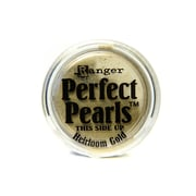 Ranger Perfect Pearls Powder Pigments Heirloom Gold Jar [Pack Of 6] (6PK-PPP21865)