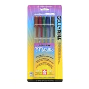 Sakura Gelly Roll Metallic Pen Sets Set Of 5 [Pack Of 3] (3PK-57375)