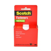 Scotch Fasteners 3/4 In. X 5 Ft. Roll White Multi-Purpose [Pack Of 2] (2PK-RF7040)