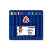 Staedtler Ergosoft Colored Pencil Sets 3.0 Mm Set Of 24 (157 SB24)