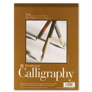 Strathmore 400 Series Calligraphy Pad Pad Of 50 [Pack Of 3] (3PK-405-11-1)