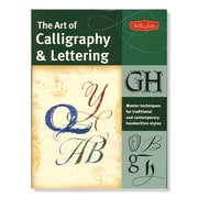 Walter Foster Art Of Calligraphy  And  Lettering Each (9781600582004)