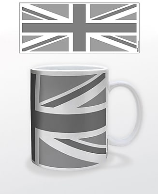 """""Union Jack """"""""Black & White"""""""" 11 oz. Mug (MG22198)"""""" 2236527"