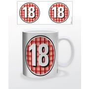 "Birthday Certified 18"" 11 oz. Mug (MG22532)"