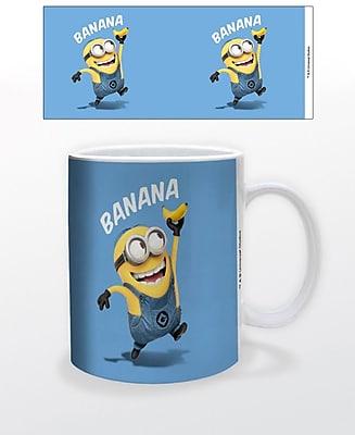 """""""""""Minions """"""""""""""""Banana"""""""""""""""" 11 oz. Mug (MGA82261)"""""""""""" 2237013"""