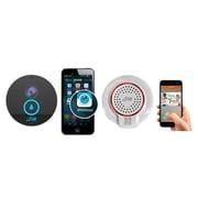 iPM iDoorbell Wi-Fi Video Waterproof With HD IP Camera, Doorbell Speaker