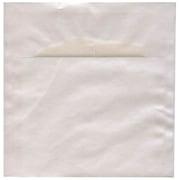 """JAM Paper® Square Envelopes, 8 1/2"""" x 8 1/2"""", Platinum Silver Translucent, 25/Pack (1592154)"""