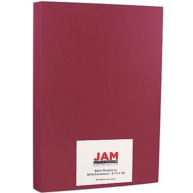 JAM Paper® Matte Legal Cardstock, 8.5