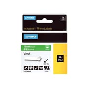 """Dymo Rhino 1805420 3/4"""" Color Coded Label, White On Green"""