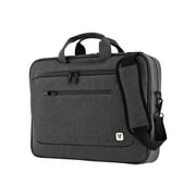 "V7® Gray Nylon Case for 15.6"" Laptop (CTPX1-1N)"