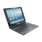 Targus® VersaType™ Keyboard Case with Power Bank, Black, for iPad Air 2 (THZ650US)