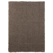 Welspun Spaces HomeBeyond  Teddy Shag Brown Area Rug; 1'8'' x 2'10''