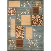 Well Woven Barclay Hannover Formal Light Blue Area Rug