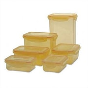 As Seen On TV 6-Piece Freshini Food Storage Container Set