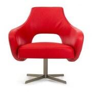 VIG Furniture Divani Casa Geranium Modern Lounge Chair