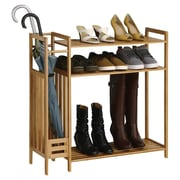OIA Utility Entryway 3-Tier Shoe Rack