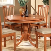Wooden Importers Hartland Dining Table; Light Cherry