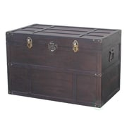 Quickway Imports Old Cedar Style Large Chest
