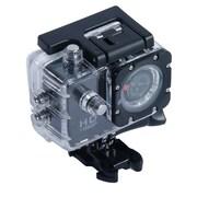 Zuma HD Sports and Action Camera HD-DVSPORTS1080 1920x1080P Adventure Camera Black (HD-DVSPORTS1080)