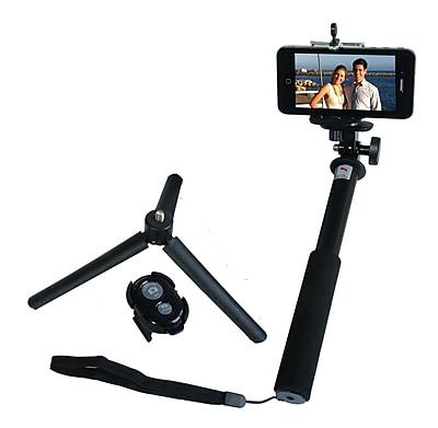 Zuma Selfie Stick KITBluetooth GoPro Selfie Stick (Z-120B)