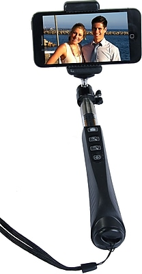 Zuma Selfie Stick Kit Bluetooth Selfie Stick (Z-140B)