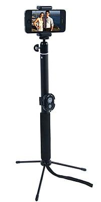 Zuma Selfie Stick Pro Style Metal Tripod Selfie Stick (Z-160B)
