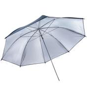 Zuma Umbrella 33 inch Black/Silvere Umbrella (Z-3143)