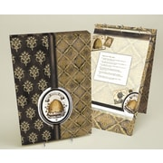 LANG Honey & Grey Vertical Recipe Card Album (2016003)