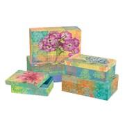 LANG Bohemian Garden Decorative Boxes (4020020)