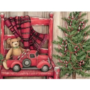 LANG Bear in Chair 500 Piece Puzzle (5039109)