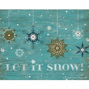 LANG Snowflakes Art Insert (3113002)