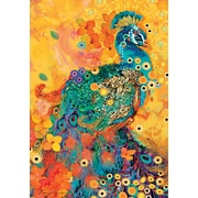 LANG Afrikarma Peacock Petite Note Cards (2080040)