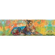 LANG South China Tiger 750 Piece Panoramic Puzzle (5041014)