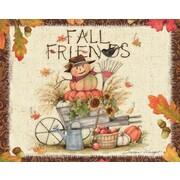 LANG Fall Friends Art Insert (3113008)